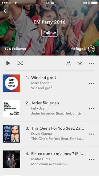 Napster App